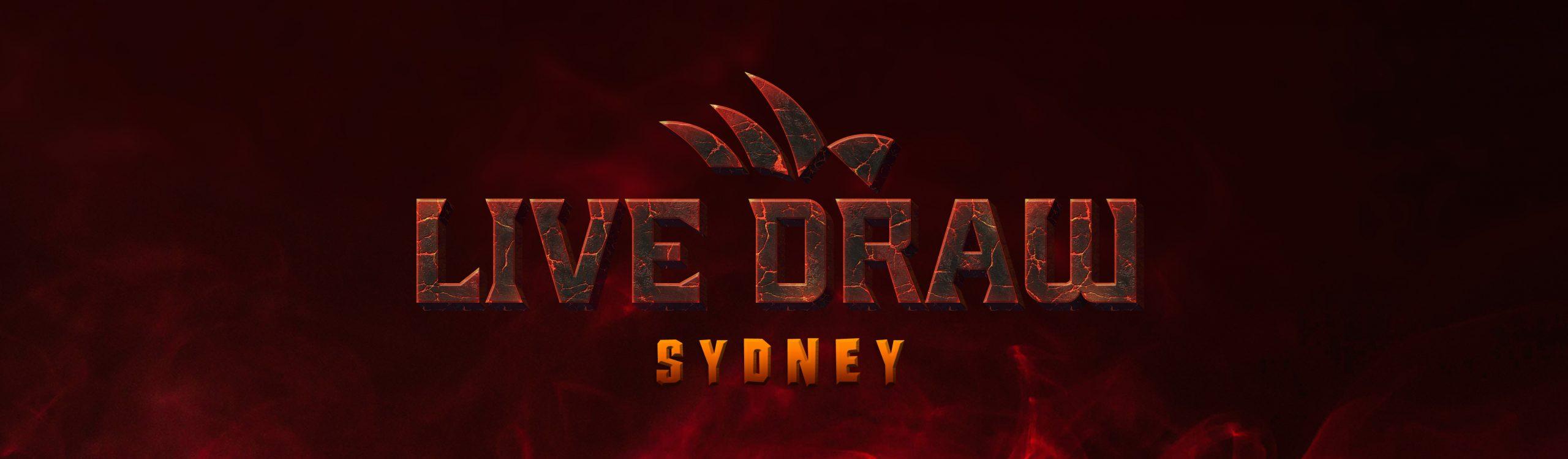 Live Draw Sydney Tercepat